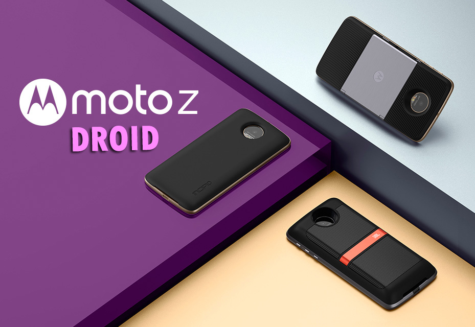 Moto Z DROID Owners Will Have One Huge Advantage Over Other Phones
