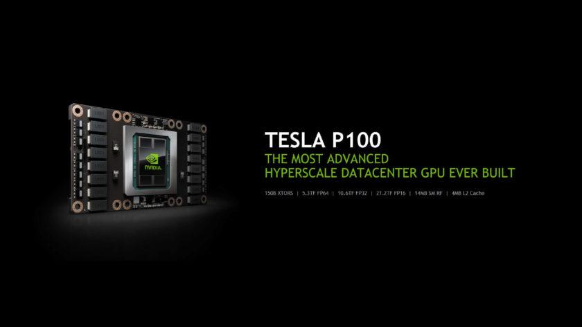 NVIDIA Tesla P100 GP100 GPU_1
