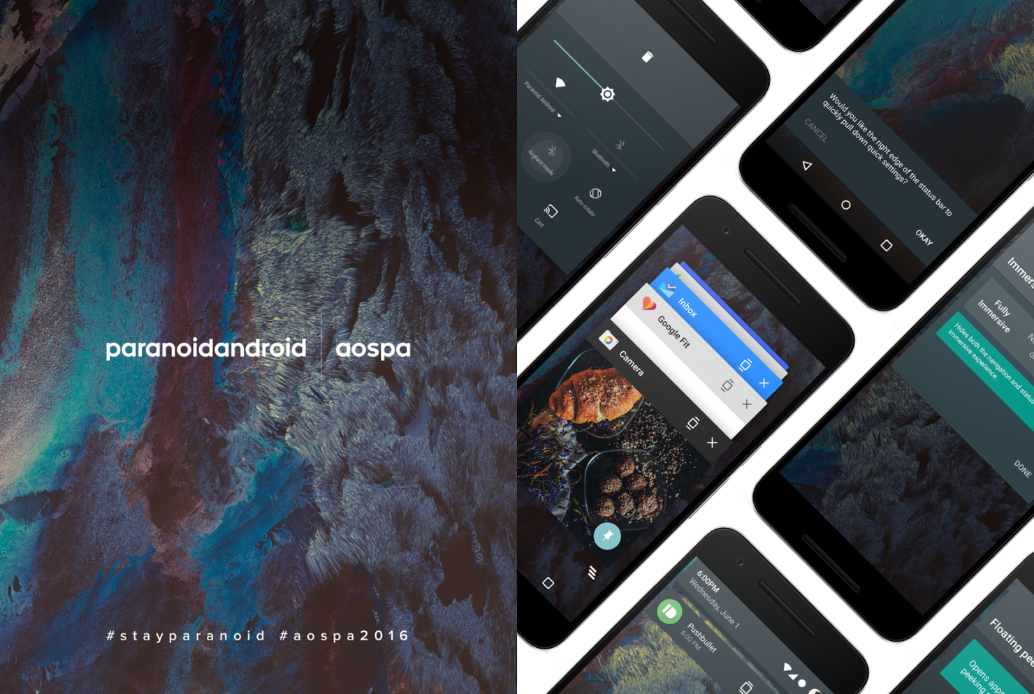 Install Paranoid Android 6.0 for Nexus 5X