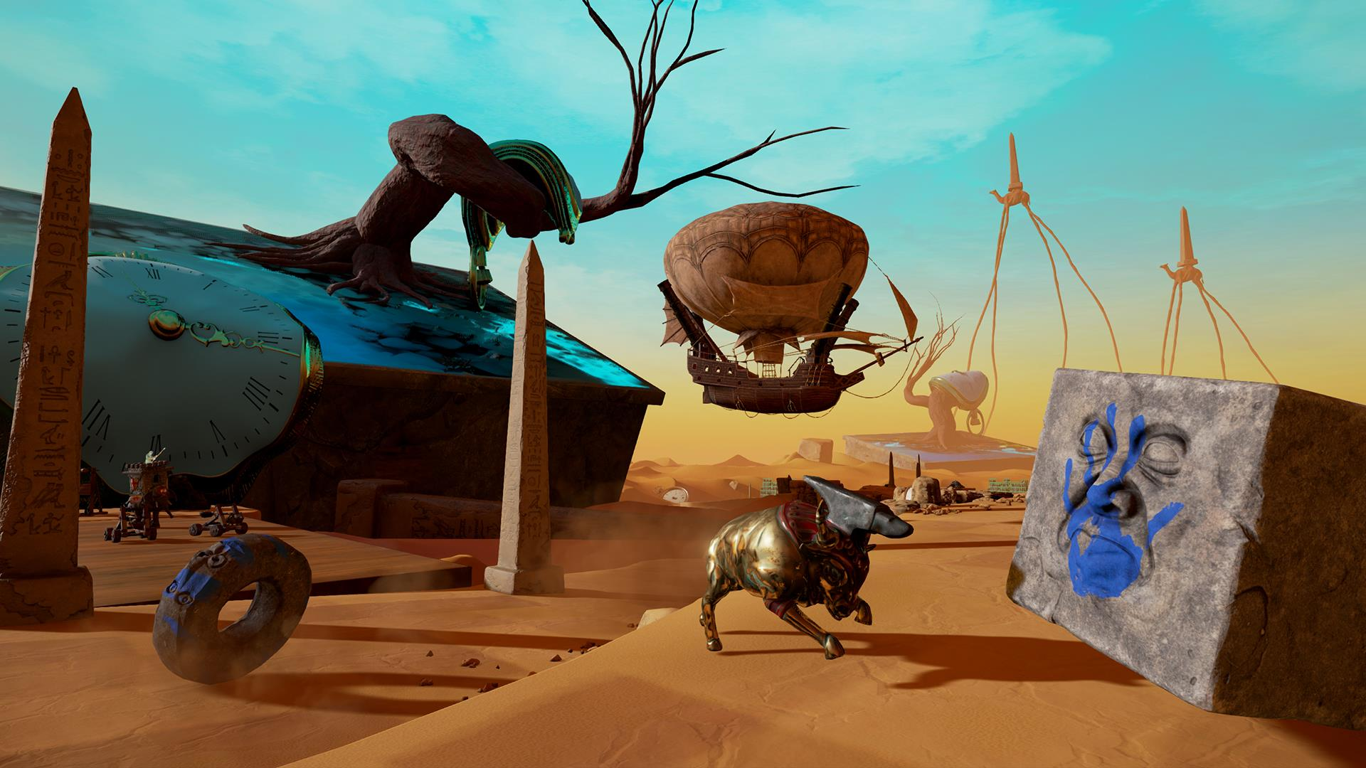 ue4 action/tower defense game rock of ages 2 announced, launches on