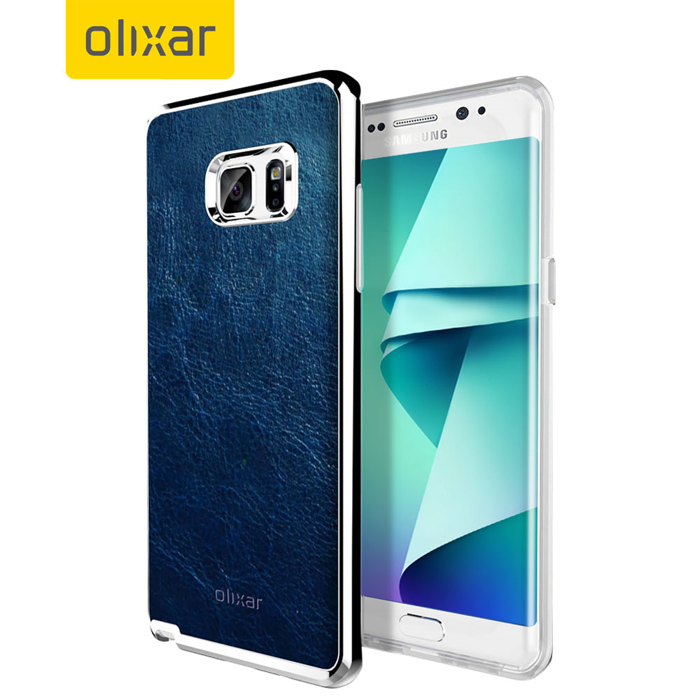 samsung-galaxy-note-7-olixar-leather-blue-2
