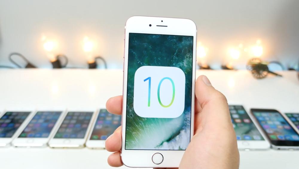 iphone 6s Plus ios 9 spyware