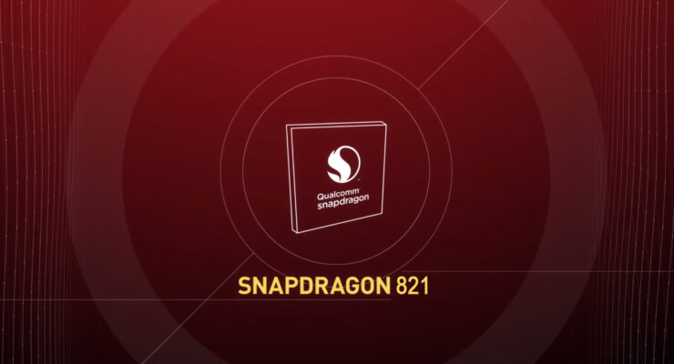 Apparently, There Are Going To Be Two Variants Of Snapdragon 821