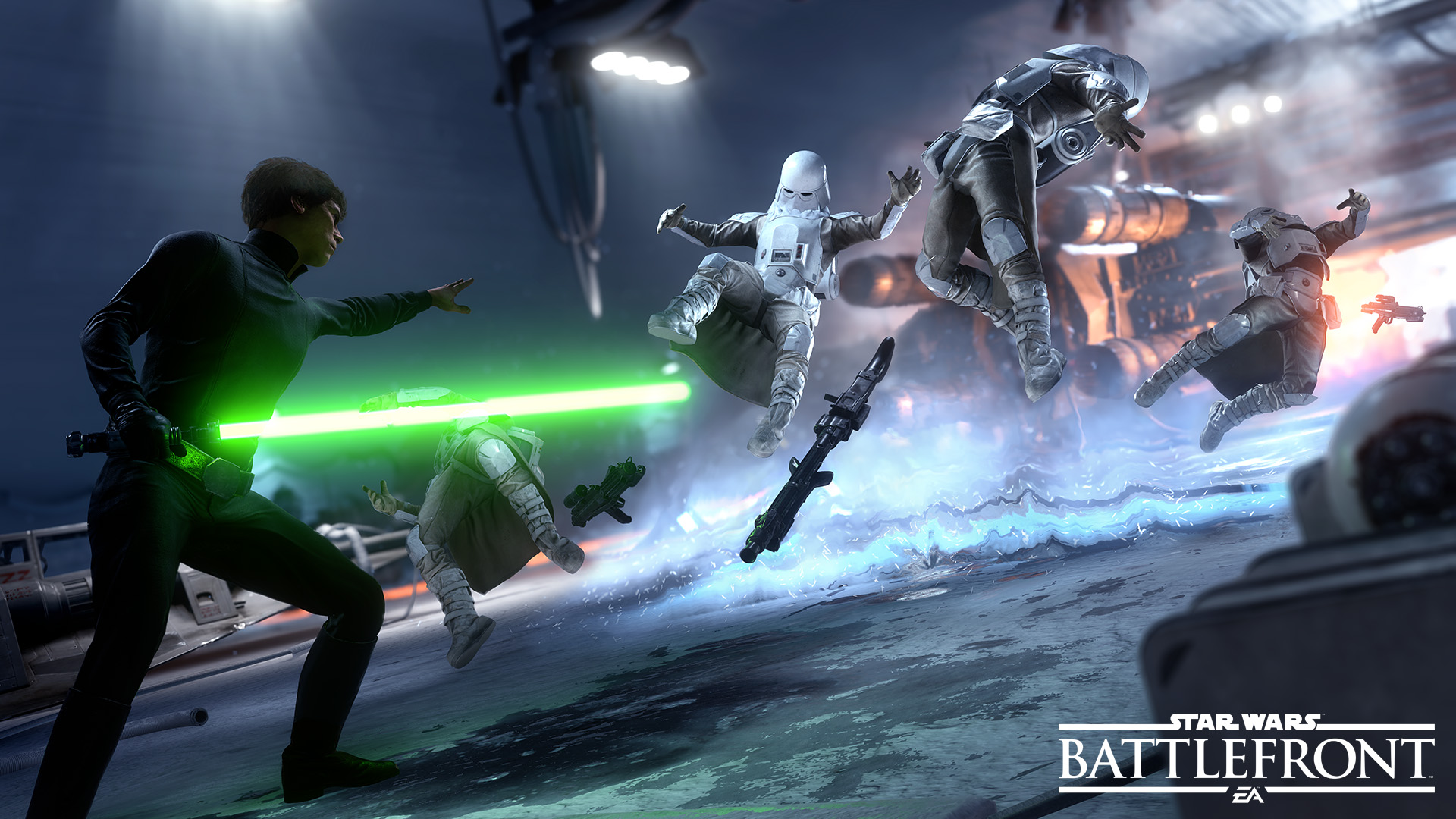star wars battlefront new update now live on pc, full patch notes