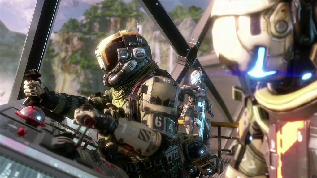 Titanfall 2 Patch