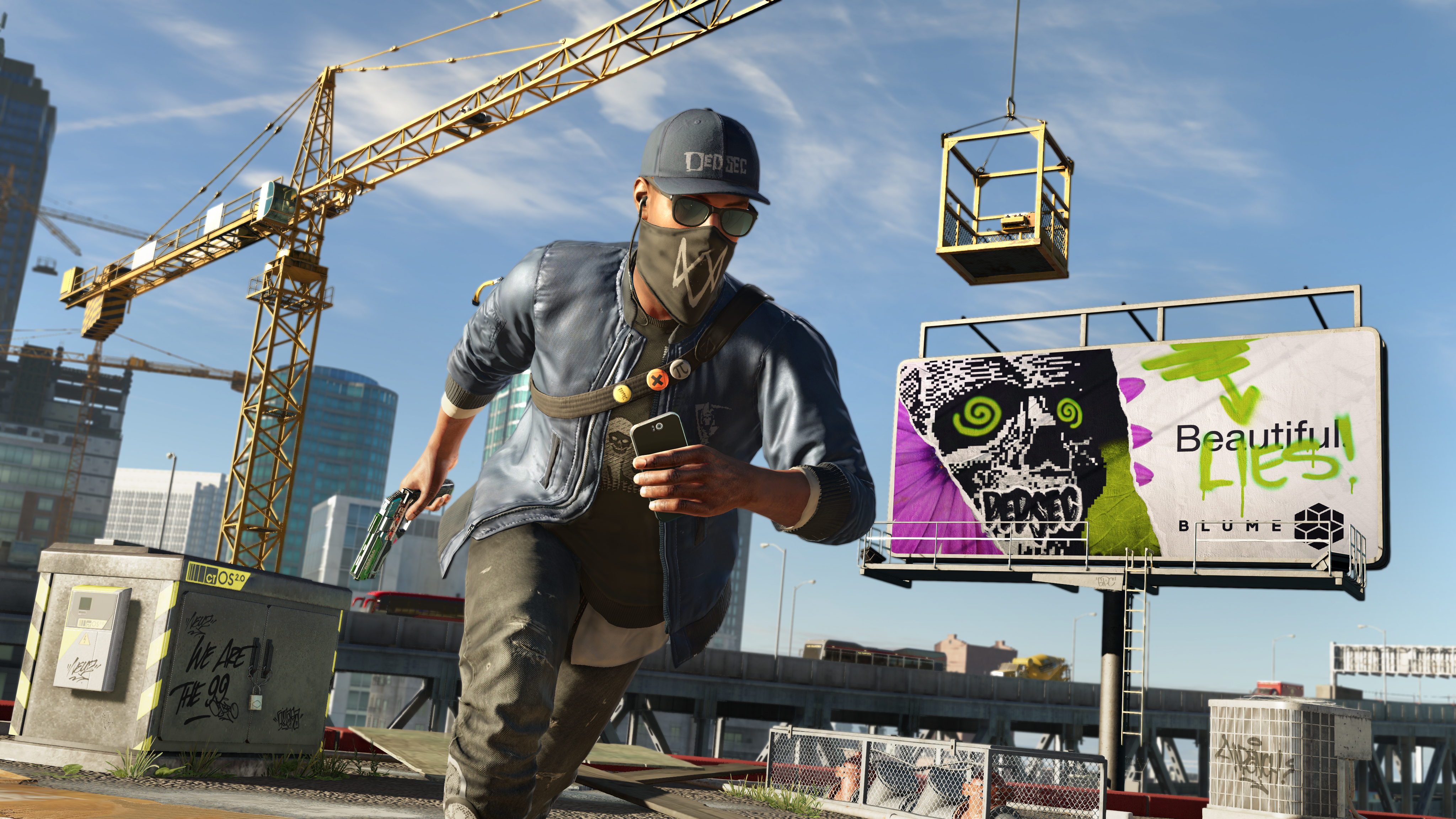 Watch Dogs  Coop Story