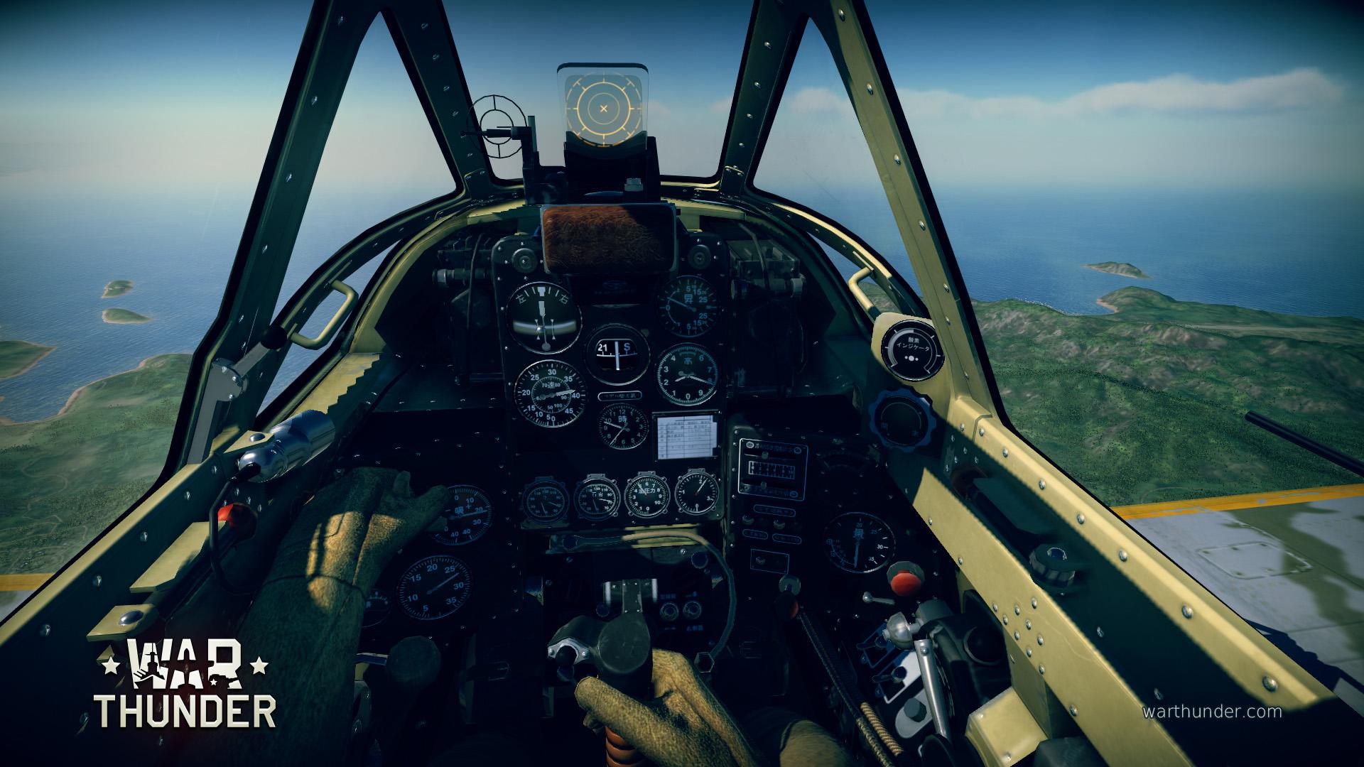 War Thunder VR Lands on HTC Vive; Gaijin Plans to Support