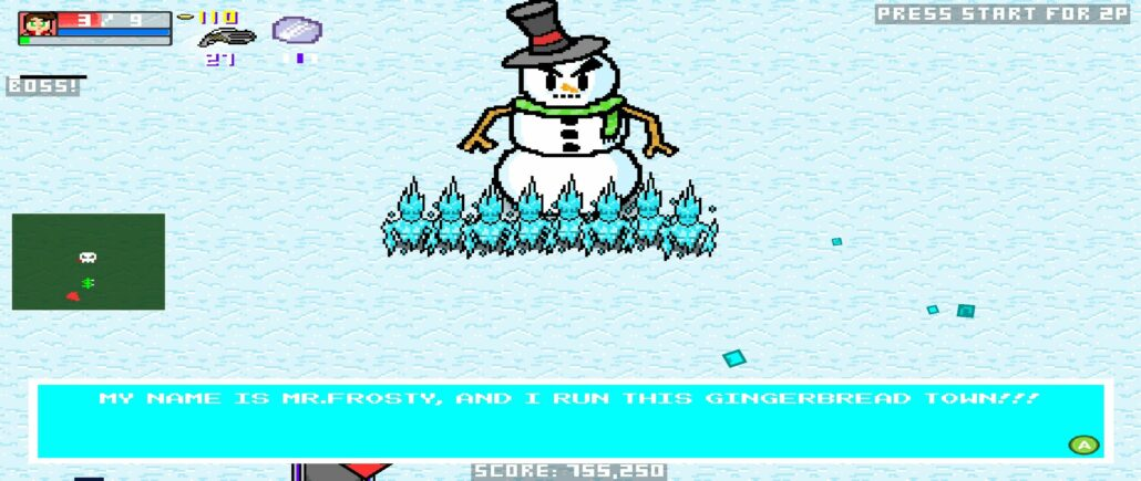 Zombie Party 01 - Mr Frosty