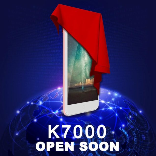 OUKITEL K7000 Features Just What You Need From The Battery Department: A 7,000mAh Battery