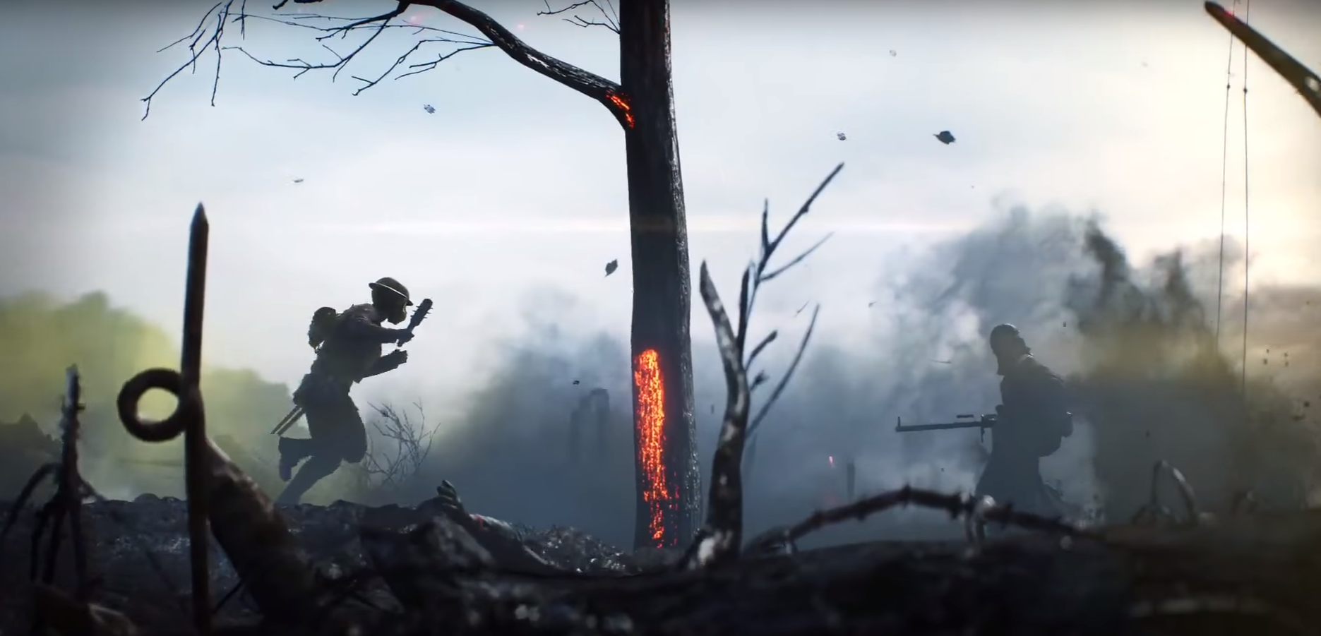 Battlefield 1 Closed Alpha Consoles Invites Going Out, New Image Showcases Alps Rush Map