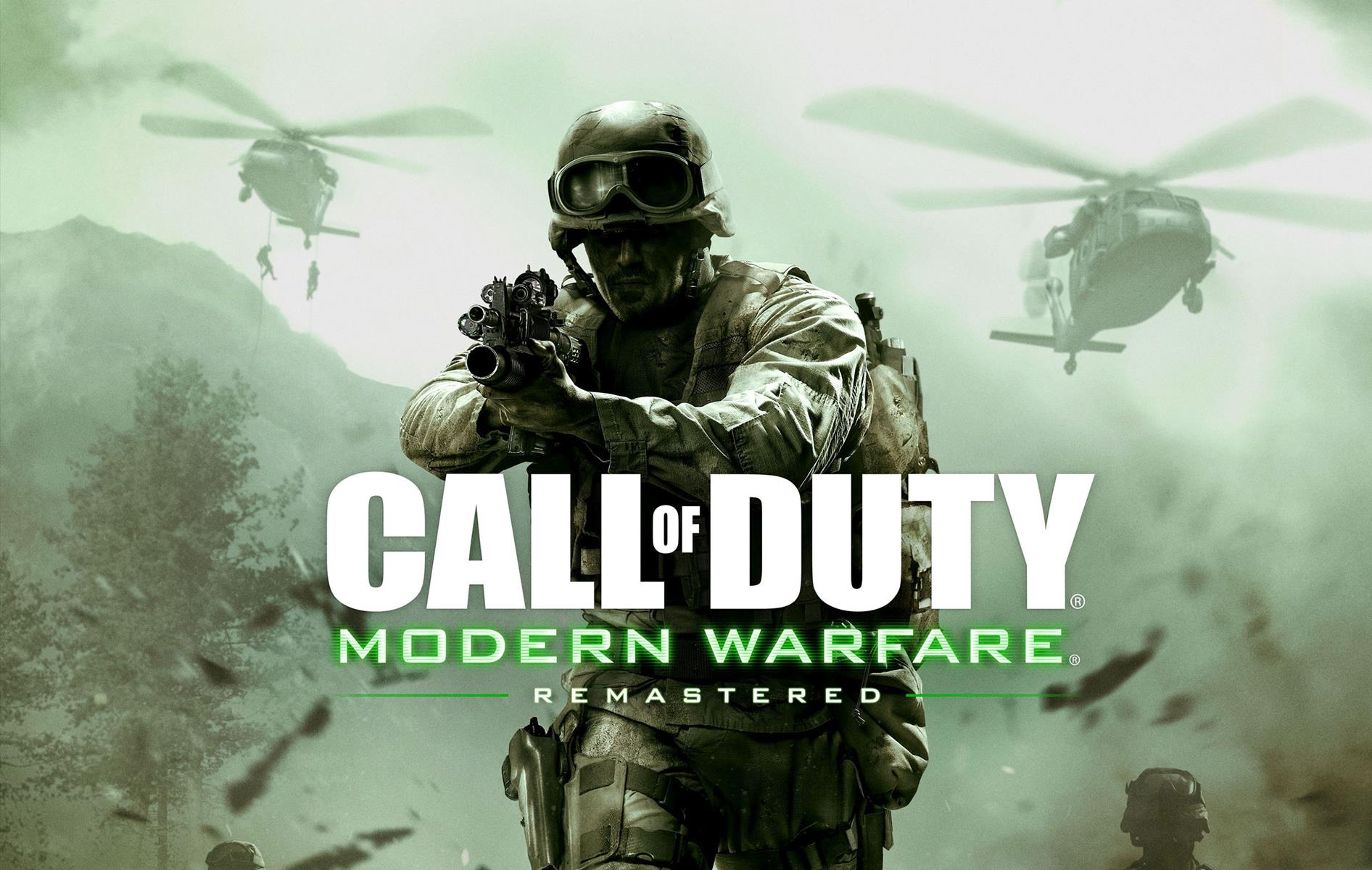 call of duty modern warfare remastered gets 45 minute long. Black Bedroom Furniture Sets. Home Design Ideas