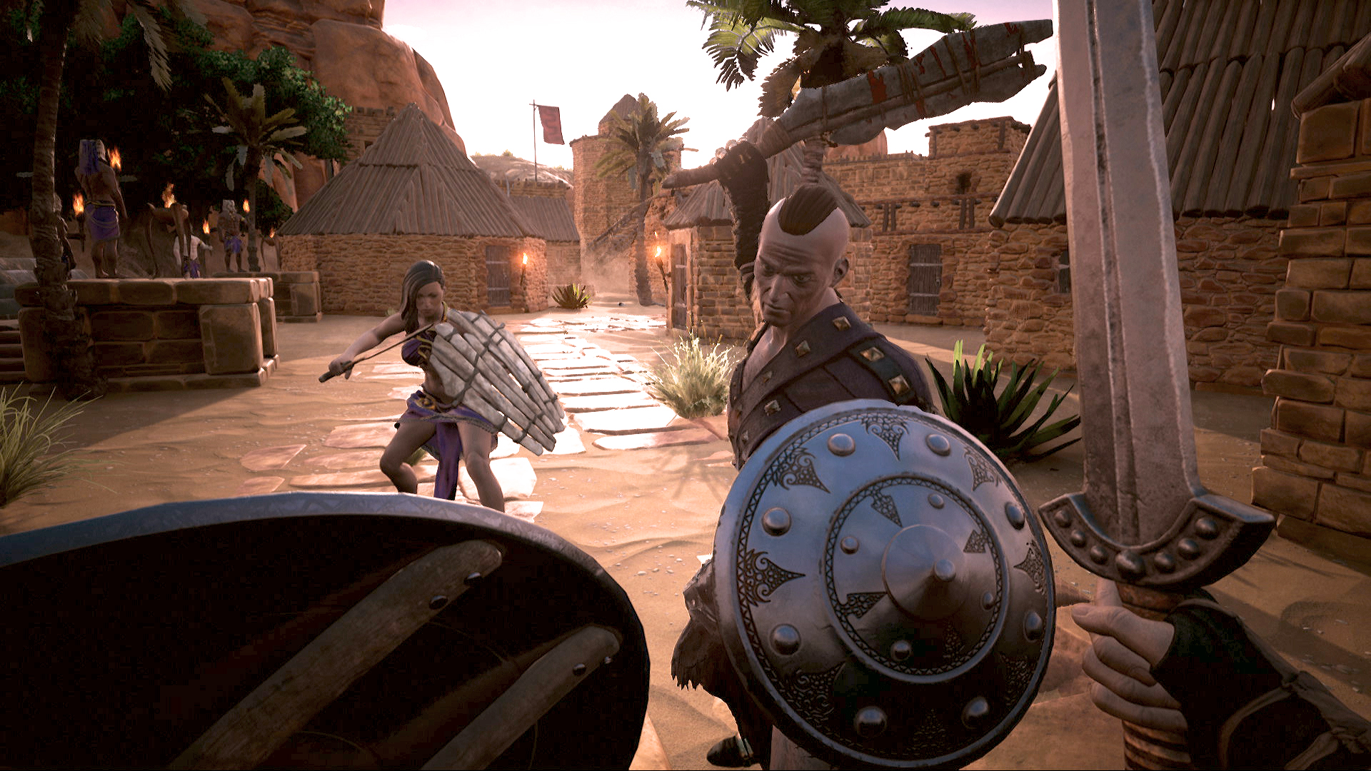 Conan Exiles Review 2020.Conan Exiles Will Have Real Time Simulated Sand Via Nvidia