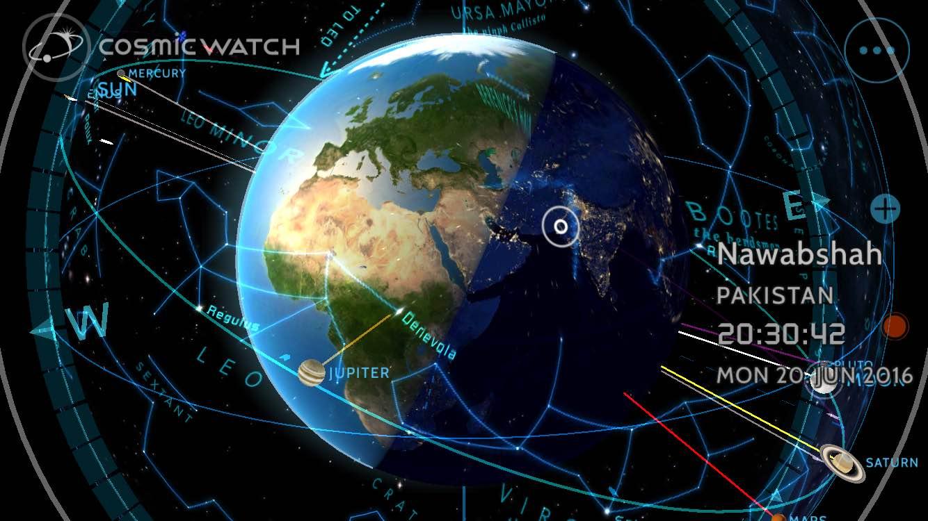 cosmic watch wccftech