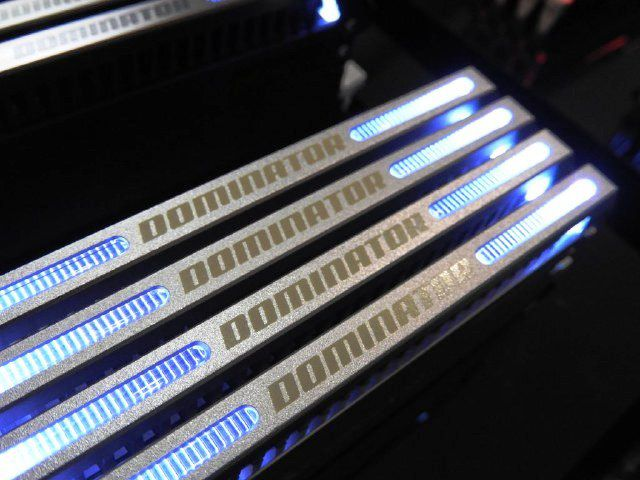 Corsair And G.Skill Showed Off The Fastest Gaming Memory For Skylake Platform