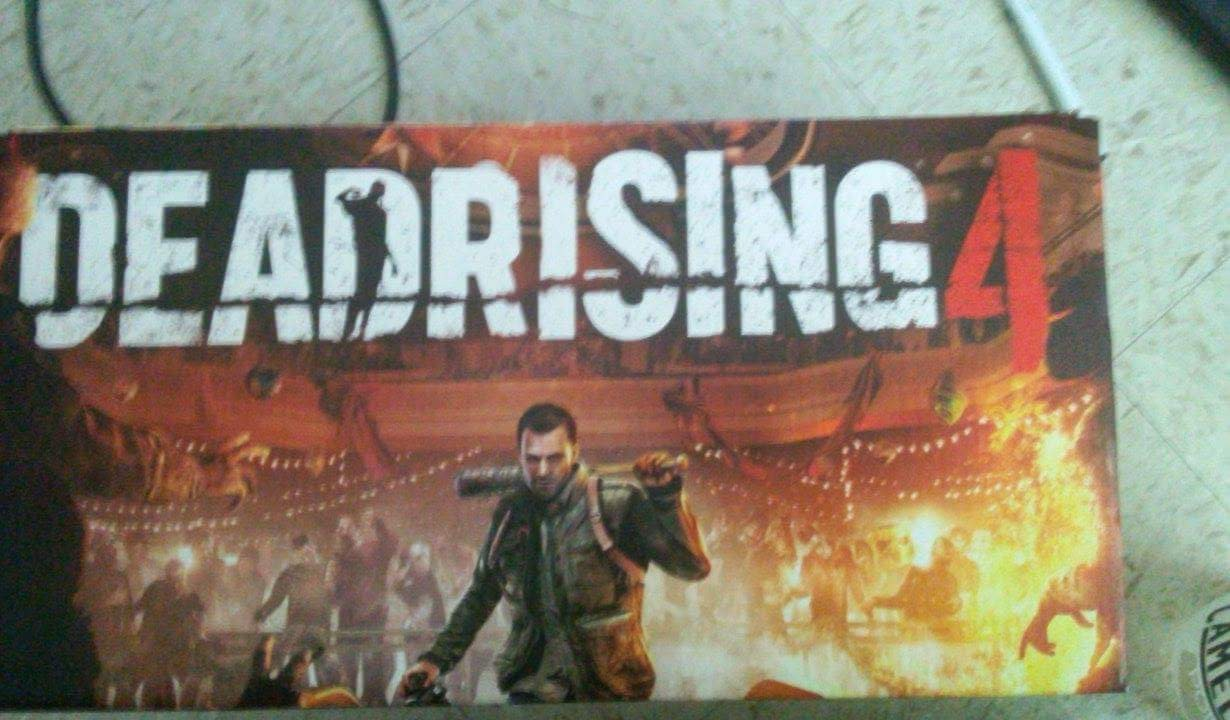 Dead Rising 4 To Be Windows 10 Store Exclusive on PC