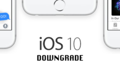 downgrade-ios-10
