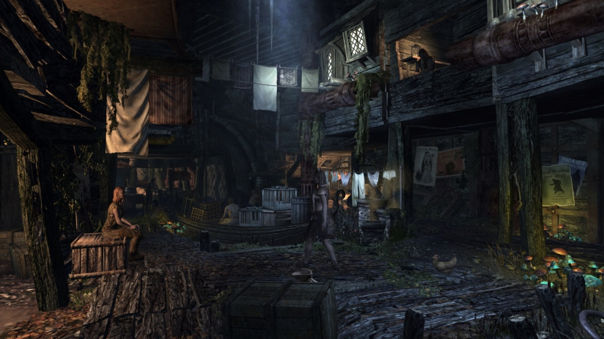 Skyrim S Enderal Total Conversion Launching Shortly On Pc
