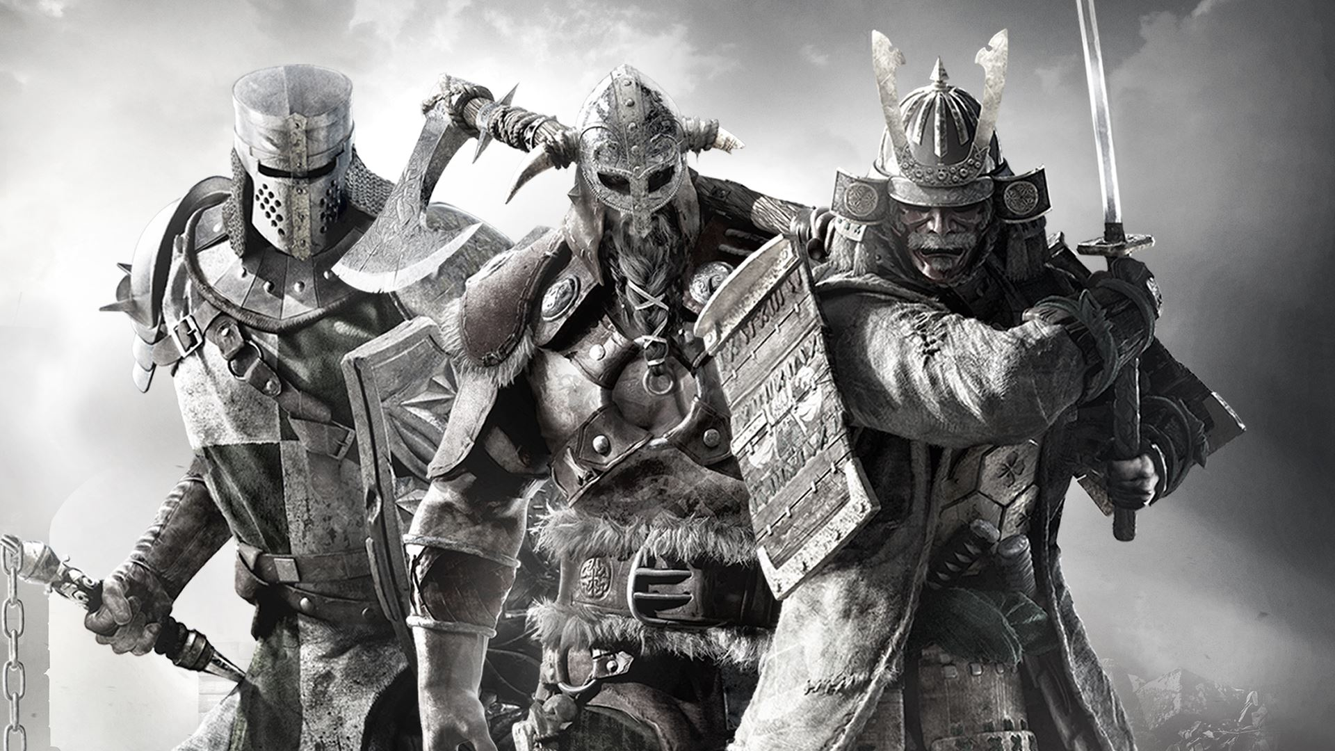 """For Honor Season Pass Includes 1 Year Of """"Expansions"""