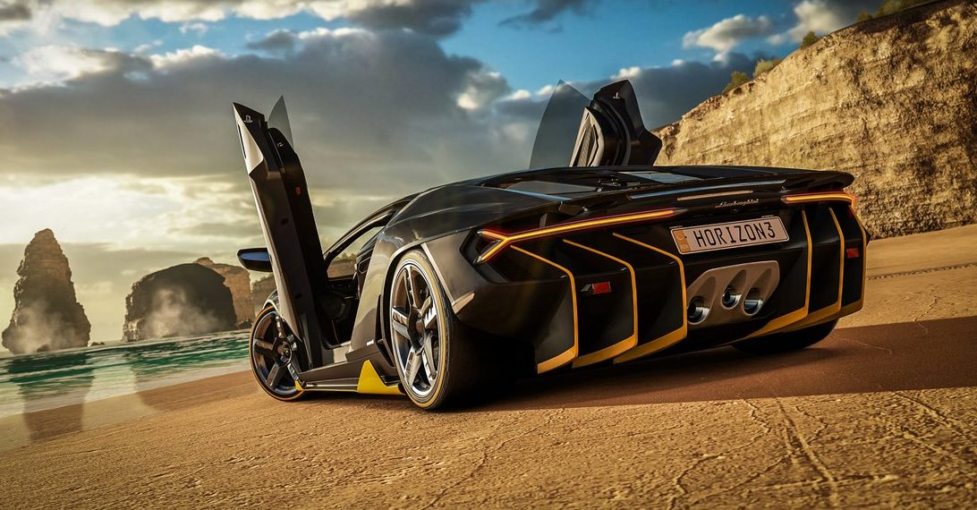 Getting Forza Running At 4K 60 FPS On Project Scorpio Required Only One Person