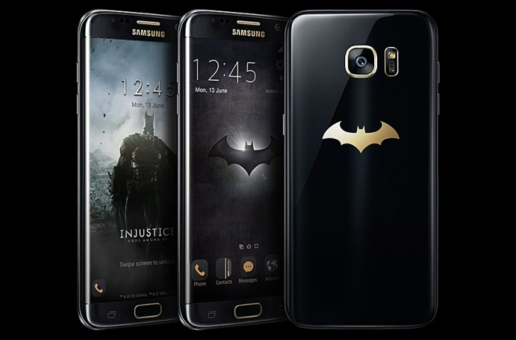 Galaxy S7 Edge Injustice Edition Finally Gets A Release Date – Will Come To The US Later
