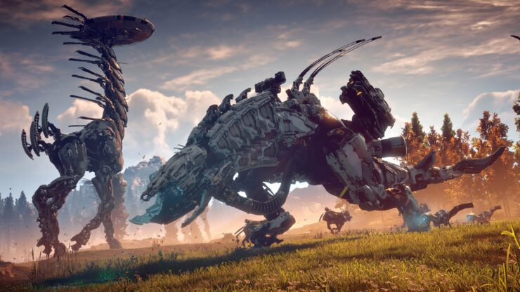 Horizon Zero Dawn Patch 1.33