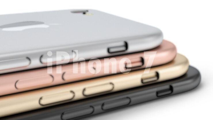 iPhone 7 Detailed Illustrations Show It Will Be Smaller And Thicker Than iPhone 6s