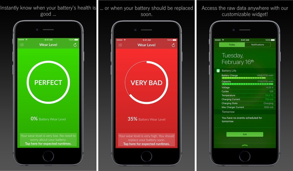 iphone battery check how to check iphone battery health using these great free apps 9894