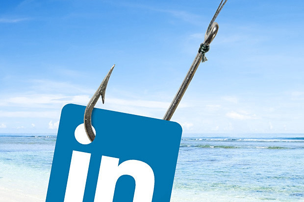 Stolen LinkedIn Data Used in Phishing Emails