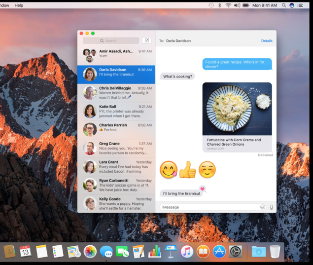macos messages