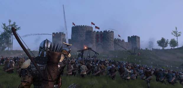 Mount And Blade Warband City Building Mod