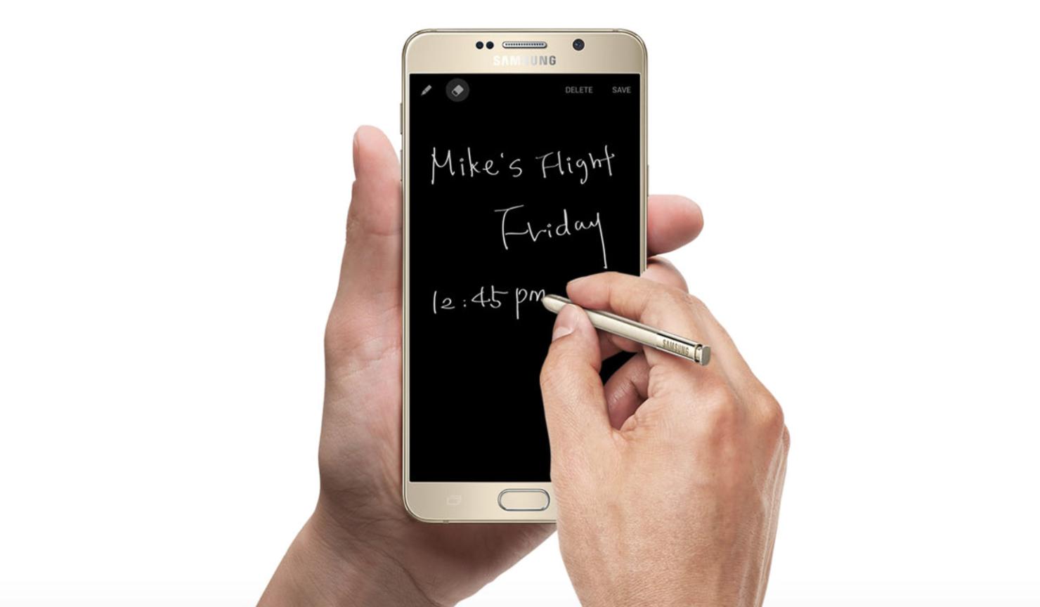 Samsung Galaxy Note 5 ROM