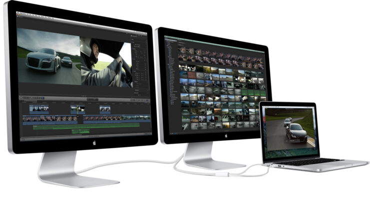 Apple Discontinues Its Thunderbolt Display – Will Continue To Sell While Stocks Last