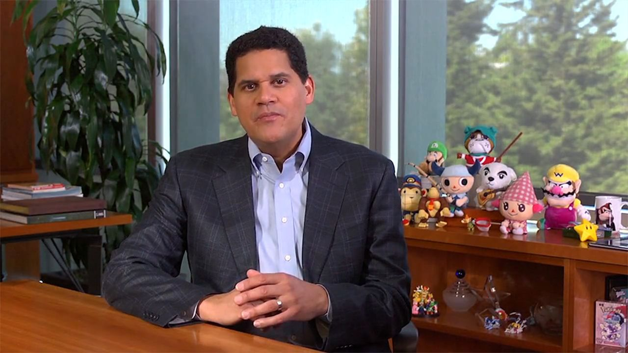 Image result for nintendo direct reggie