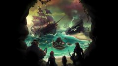 Sea of Thieves Update Xbox One X