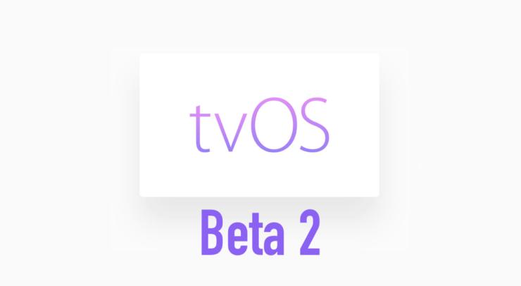 tvOS 10 beta 2