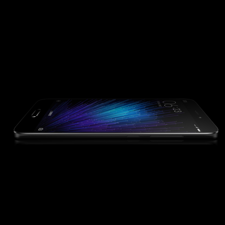 Xiaomi Mi5s Expected To Come With Several New Features Not Present In The Original Mi5