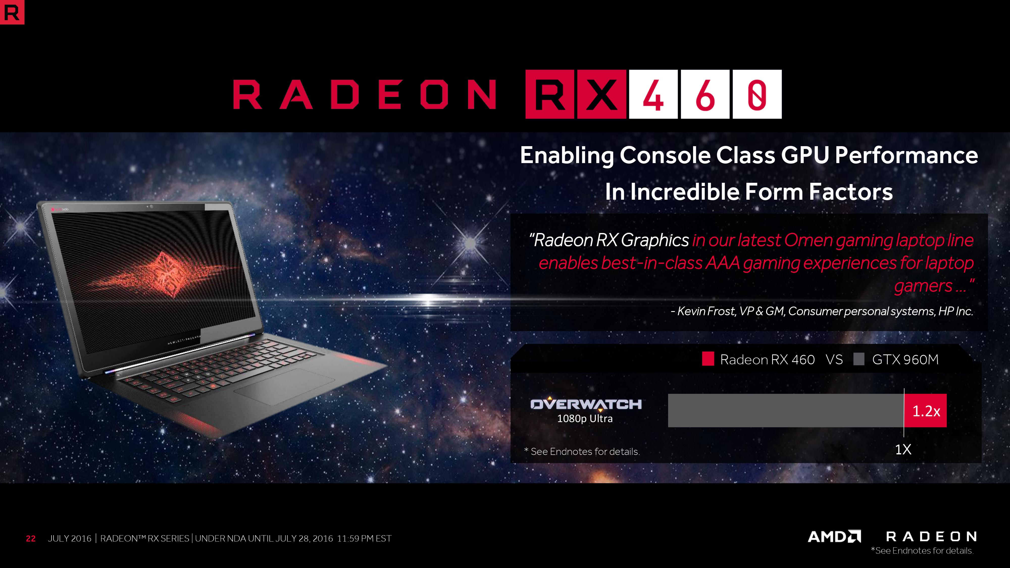 Download Driver: AMD Radeon RX460