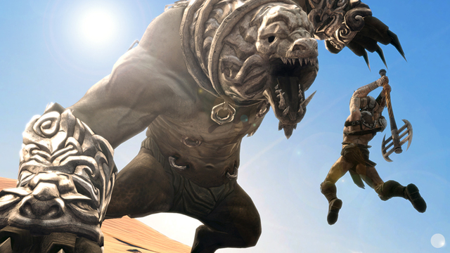 Download Every Infinity Blade Game On iOS For Free