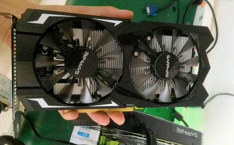 AMD Sapphire RX 460