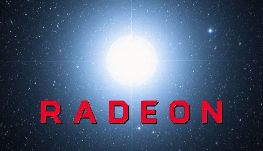 AMD Vega 10 GPU Radeon RX Series 2017