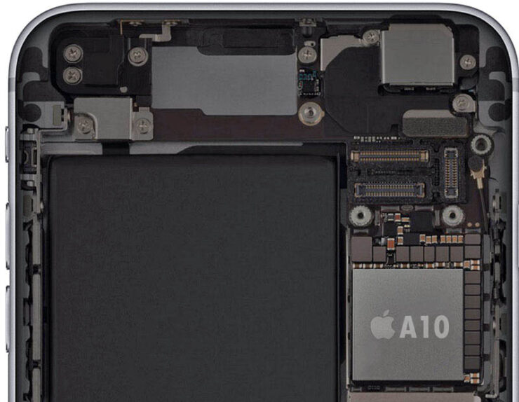 Here's How Fast An Apple A10 SoC Really Is