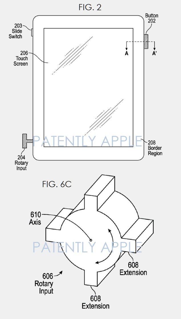 Apple Patenttt