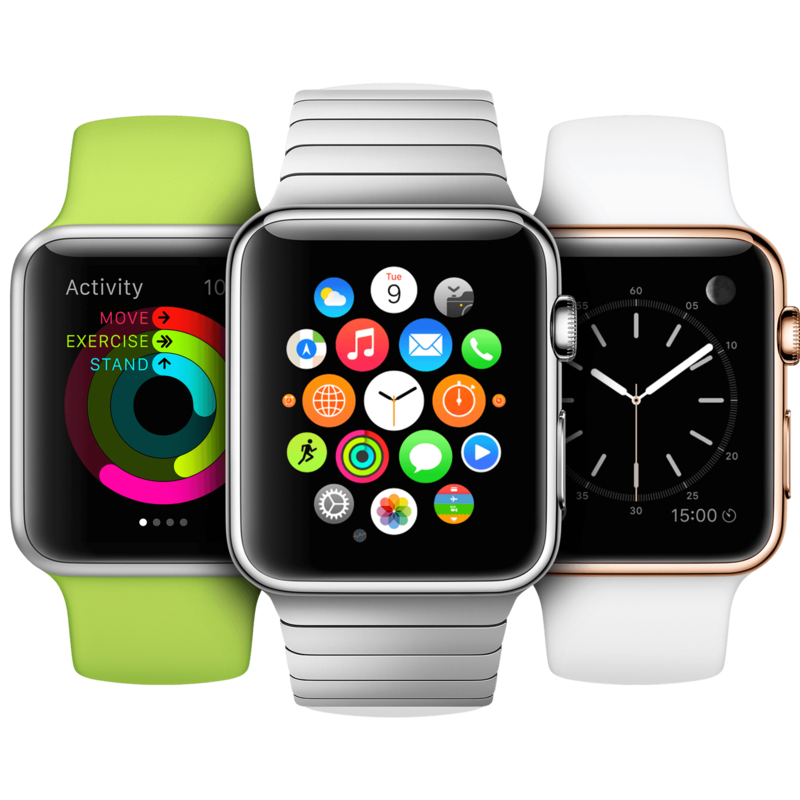 Apple Watch 2 larger battery capacity