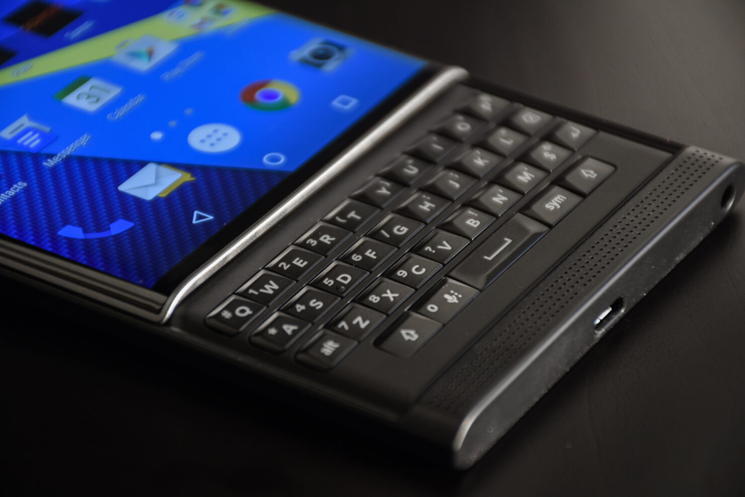 New BlackBerry Android Smartphone Could Announce Next Week – Will Its Specs And Features Outperform The PRIV?
