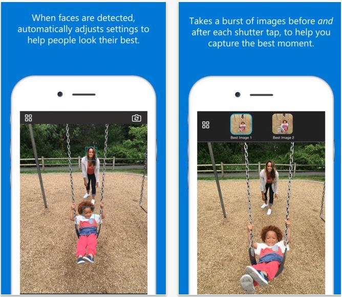 Microsoft Pix Is A New Artificially Intelligent Camera App