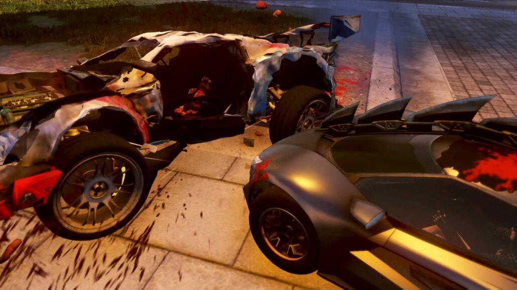 Carmageddon: Max Damage - Overkill