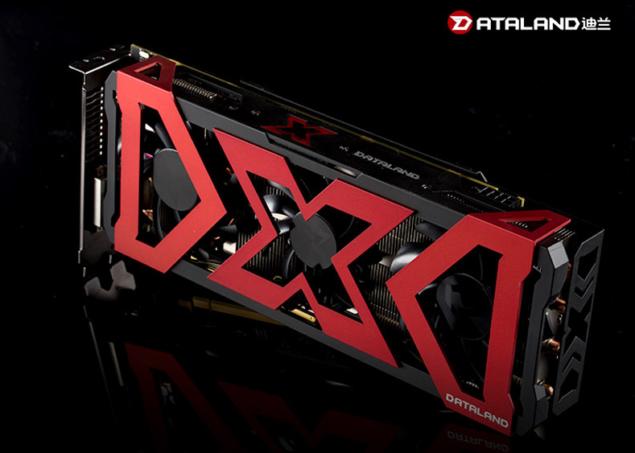 Dataland Radeon RX 480 X-Serial OC