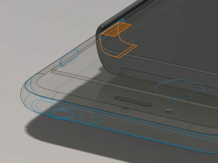 Snowden Designs A Phone Case To Protect Your iPhone Signals From Being Tapped