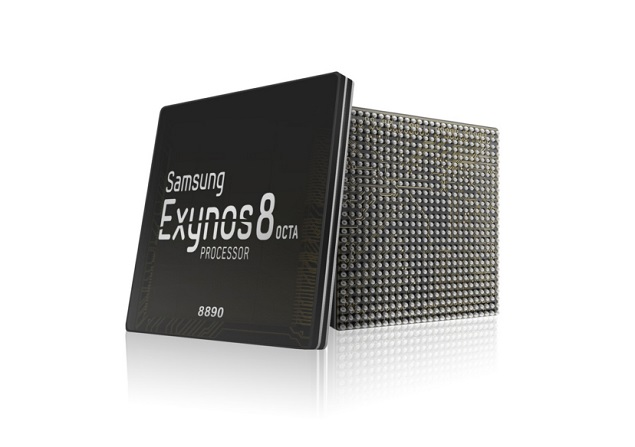 Exynos SoC developing for Galaxy S8?