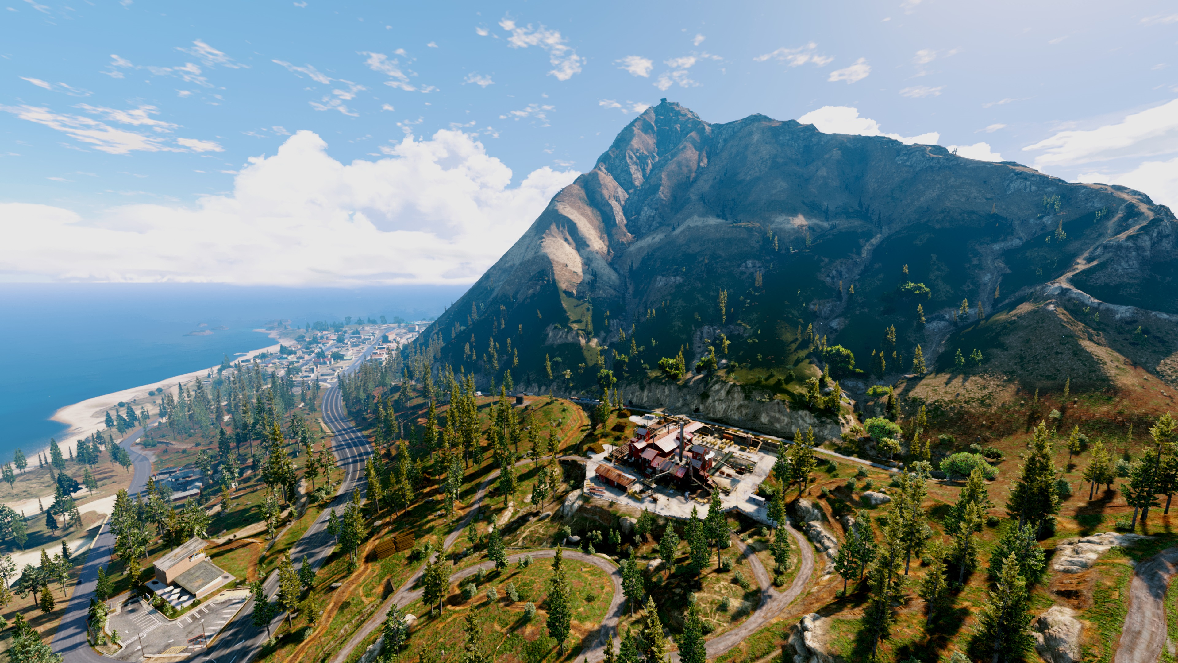 GTA V Redux Mod Pushes Graphics Fidelity of the Game to New